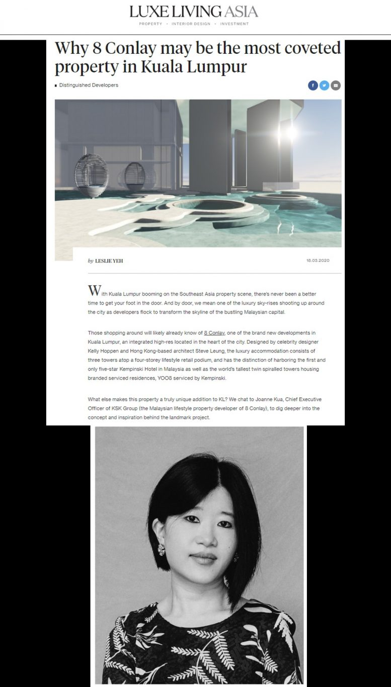 Luxe Living Asia